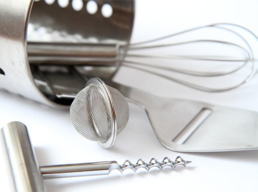 Inox-Pa Küchenutensilien