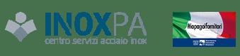 Prodotti e Lavorazioni Acciaio Inox – Inox-Pa Logo
